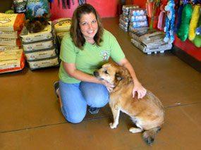 Dirty Dog Depot Store Dog