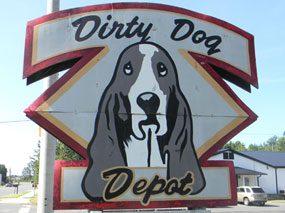 Dirty Dog Depot Storefront